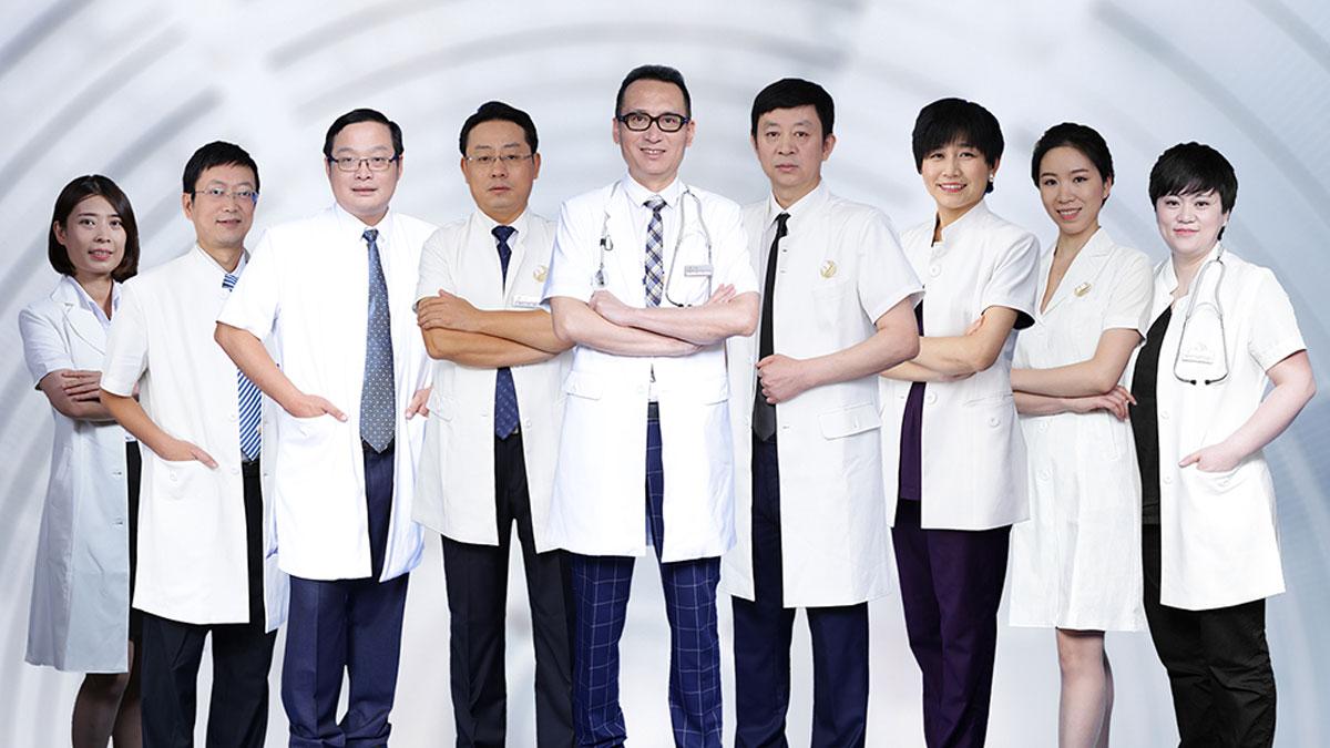 北京丽都整形所有学科均由医学博士生导师担任学科带头人